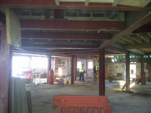 commercial and property building services Cardiff newport south wales